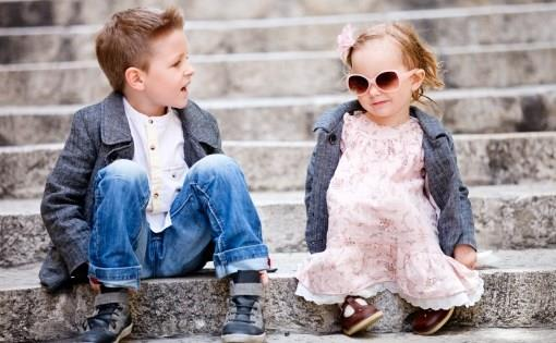 Street style for kids