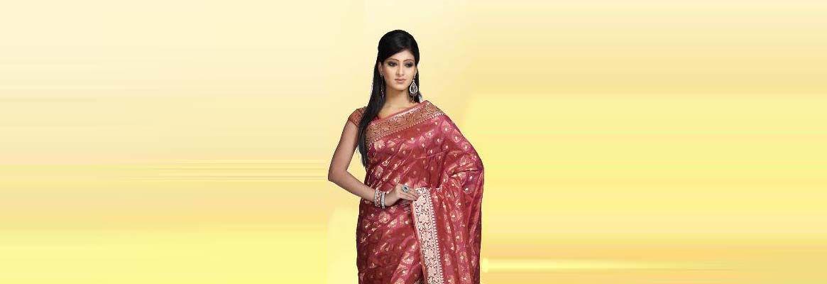 Saris from Tamilnadu