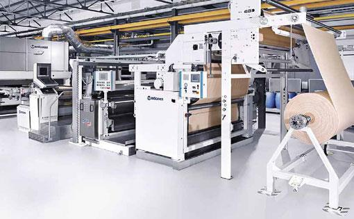 Textile production fuelling growth for machinery