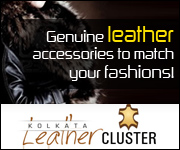Genuine leather accessories to match your fashions