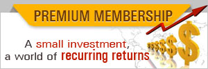 Premium Membership - World of recurring returns