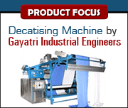 Decatising Machine by Gayatri Industrial Engineers