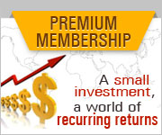Small investment, world of recurring returns