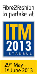 Fbre2fashion to partake at ITM 2013