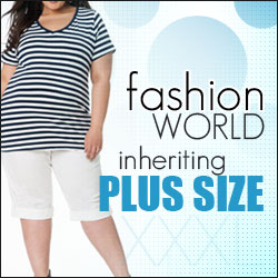 Fashion World inheriting pulse size