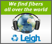 We find fibers all over the world
