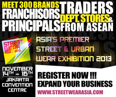 ASEANTEX, November 14th - 16th 2013