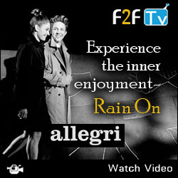 Allgeri- Experience the inner enjoyment - Rain On