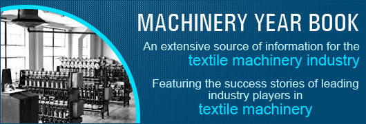 Machinery Year Book - An extensive source of information for the textile machinery industry