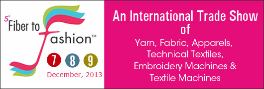 Fiber to Fashion Expo 2013