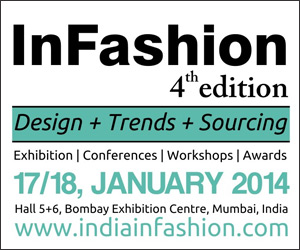 Infashion 2014 - South Asia s only International Textile and Ingredient Innovation Show