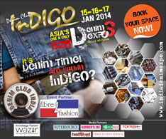 Indigo Denim Club - Asias one and only B2B Denim Expo 3