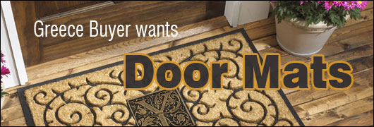 Greece Buyer - for Door Mats
