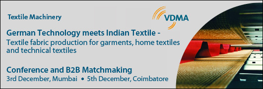 VDMA - German Technology meets Indian Textile