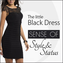 The little Black Dress - Sense of Style and Status