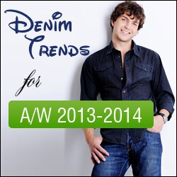 Denim trends for A/W 2013-2014