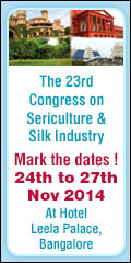 23rd Congress on Sericulture and Silk Industry