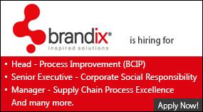 Brandix is Hiring - Apply Now