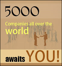 5000 companies awaits you