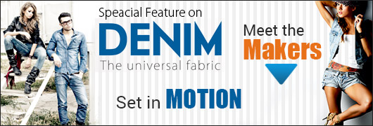 Denim Feature - Set In Motion