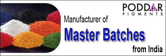 Manufacturer of Master batches from India