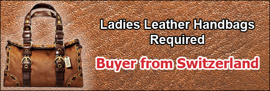 Ladies Leather Jacket buyer from France - 200 pieces required