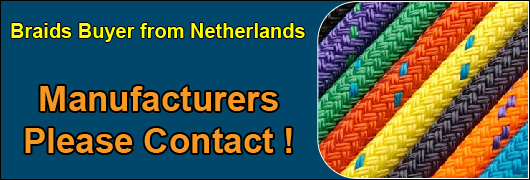 Braids Buyer from Netherlands Manufacturers please contact
