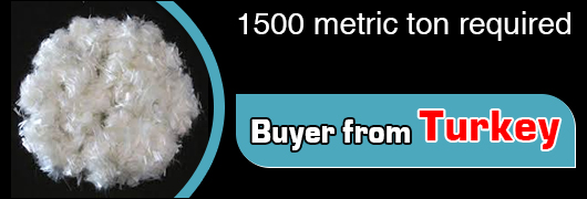 1500 metric ton required - Buyer from Turkey