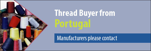 Thread Buyer from Portugal - Manufacturers please contac