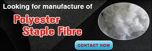 Buyer from Taiwan looking for Polyester Staple Fibre