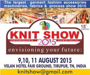 Knit Show 2015 - Envisioning Your Future