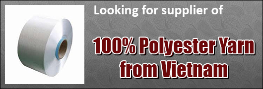 Looking for  supplier of Polyester Yarn from Vietnam
