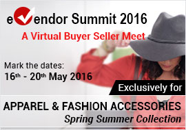 e-Vendor Summit for Apparel & Accessories