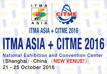 ITMA ASIA - CITME 2016