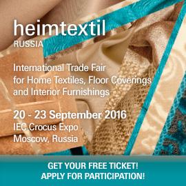 Heimtextil Russia 2016