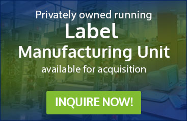 Label Manufacturing Unit - Available for Acquisition
