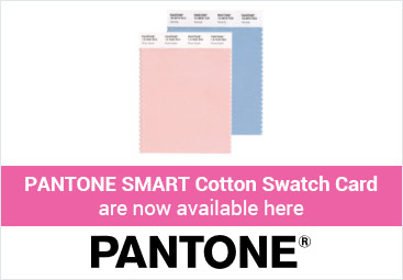 Pantone - Smart Cotton Swatch Card