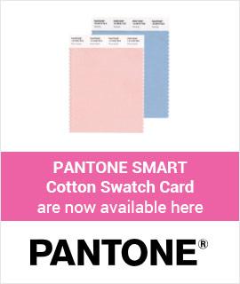 Pantone - Smart Cotton Swatch Card