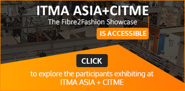 ITMA Asia CITME 2016 is Live