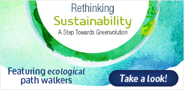 Rethinking Sustainability is LIVE
