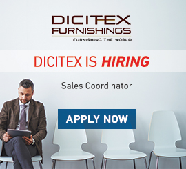 Dicitex Furnishings is Hiring