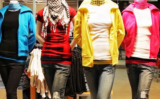 Fashion retailers tapping new market segments