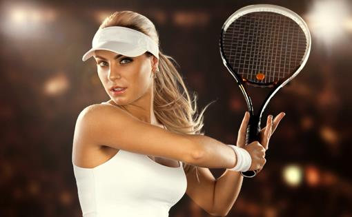 Tennis, after a fashion