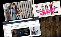 Fashion takes e-asy way out