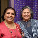Rupa Sood and Sharan Apparao