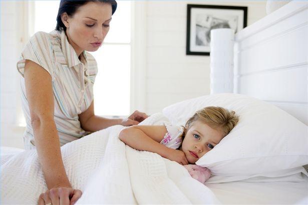 E- textiles for sleep terror patients