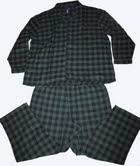 Night dresses (Sleep wear):Flannel , S-XXL