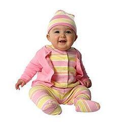 100% Cotton, 95% Cotton ,5% Spandex, 60% Cotton 40 % Polyester, 80% Cotton 20% Polyester, 98% Cotton 2% Viscose, 6-24 Month