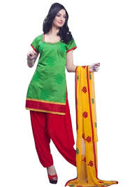 Salwar Suit:100% Cotton, 100% Georgette, 100% Chiffon, M-XXL