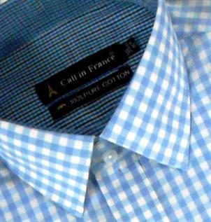 100% Linen, 100% Cotton, Cotton Blend, S-XL